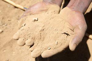 SCIAF hands