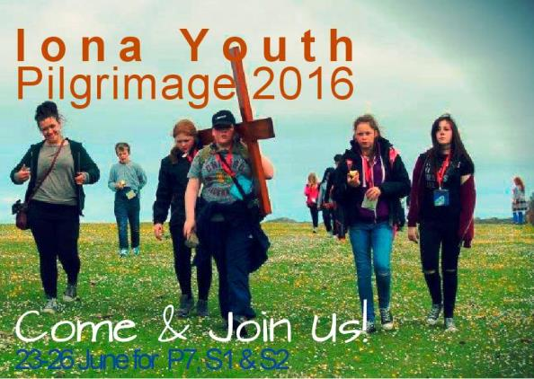 Iona Youth Pilgrimage 2016
