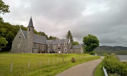 Morar Our Lady of Perpetual Succour & St Cumin