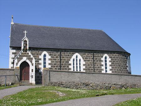 Eriskay St Michael