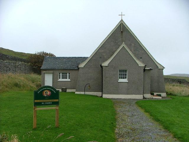 Eoligarry St Vincent de Paul (served from Castlebay)