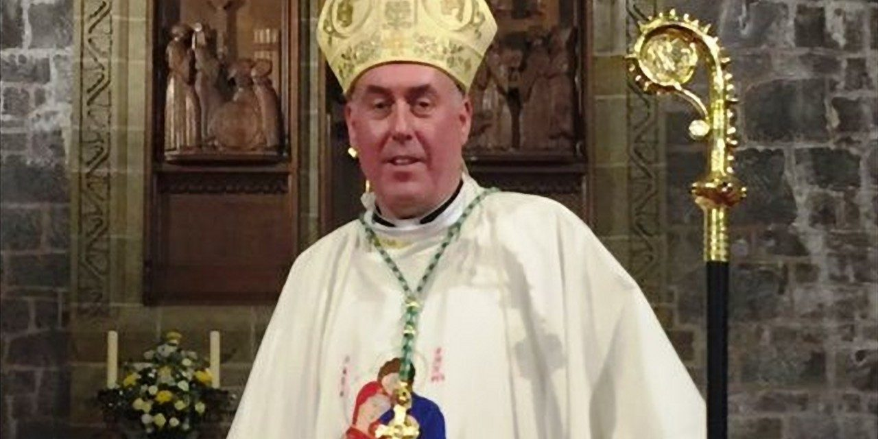 The Bishop of Argyll and the Isles