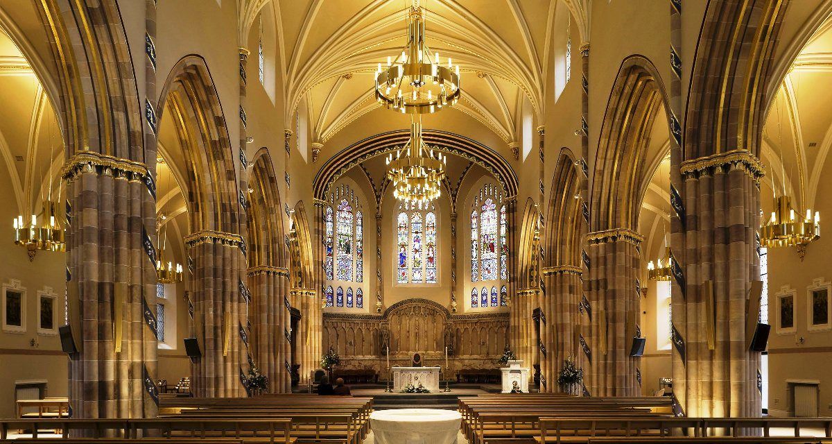 Glasgow's St. Andrew's Cathedral marks 200 years