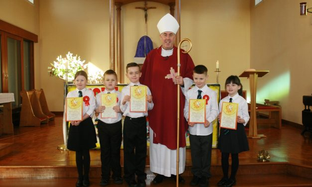 Confirmations at St. John's