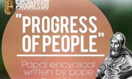 Populorum Progressio: 50 years on