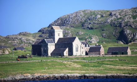 Iona Youth Pilgrimage