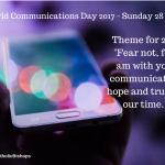 Communications Sunday