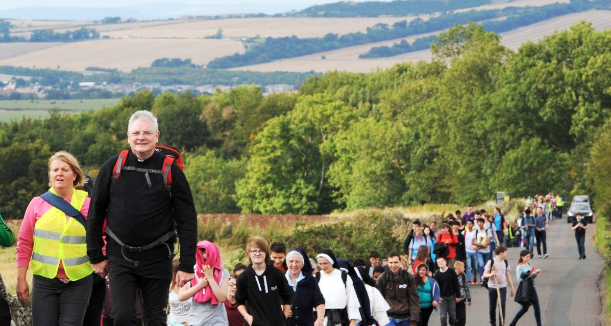 National Youth Pilgrimage to Iona