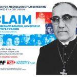 Oscar Romero film in Lochgilphead