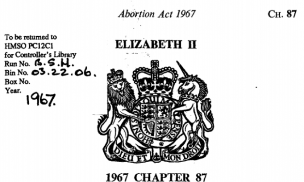 Cardinal Vincent Nichols & Archbishop Philip Tartaglia sign joint statement on abortion