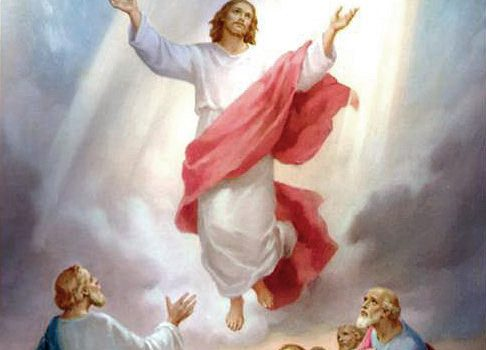 Feast of Ascension, a Holyday of Obligation.