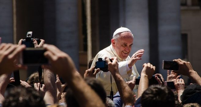 The message of Pope Francis  for World Communications Day.