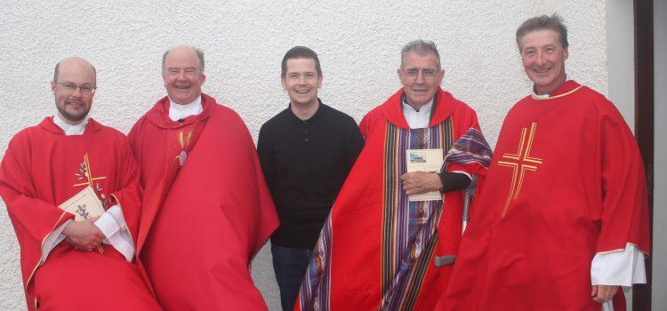 Congratulations to Fr.Michael J.MacDonald.