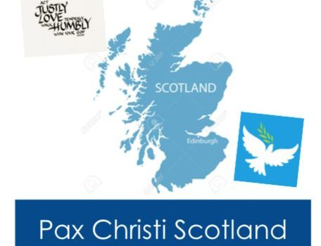 Pax Christi Scotland gets the international seal of approval