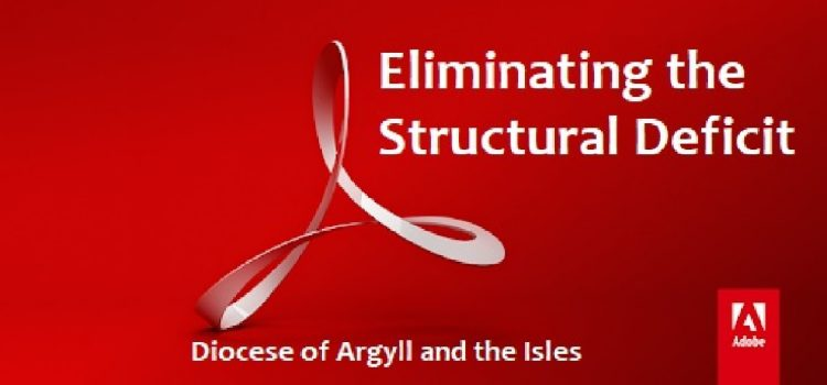 Diocese of Argyll and the Isles – Eliminating the Structural Deficit.