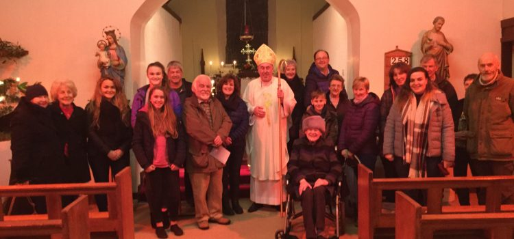 Bishop Brian reflects on Christmas at Mingarry
